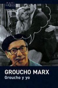 Groucho y yo.