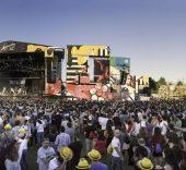 Festival Mad Cool. La Caja Mágica, Madrid.