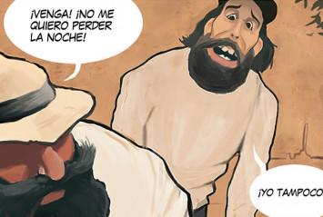 NOCHE EN EL MNAC