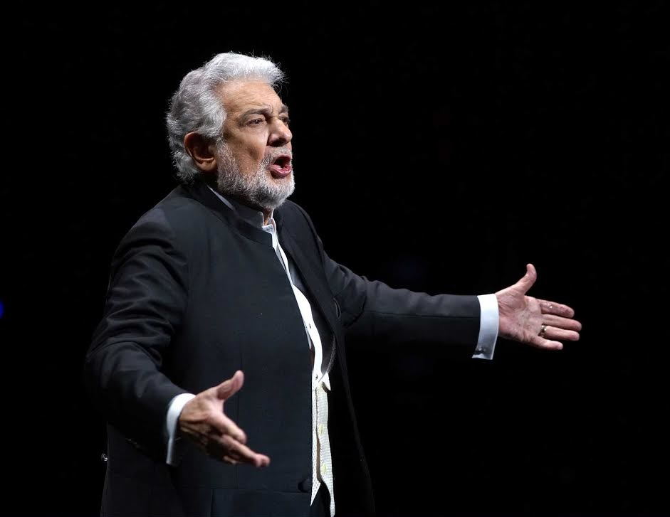 Plácido Domingo interpretando Macbeth, de Giuseppe Verdi. Foto: Javier del Real.
