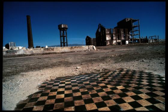 Rene Burri. Sin título. Almería, 1991.