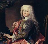 'El infante don Carlos de Borbón y Farnesio', Jean Ranc (1725-1735) (Patrimonio Nacional).
