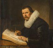 Rembrandt van Rijn (1606-1669), Portrait of a Scholar, 1631. © State Hermitage Museum, St Petersburg.