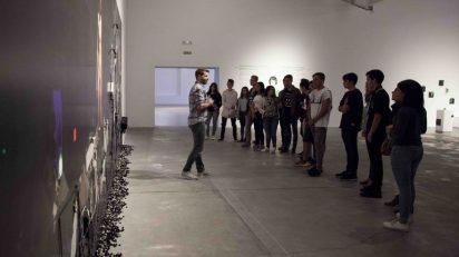 Exposición 'Auto. Sueño y materia'. Imagen: Enrique Cárdenas.