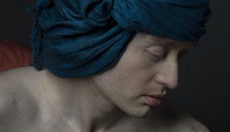 Danielle van Zadelhoff. Blue Turbant, 2015 (detalle).