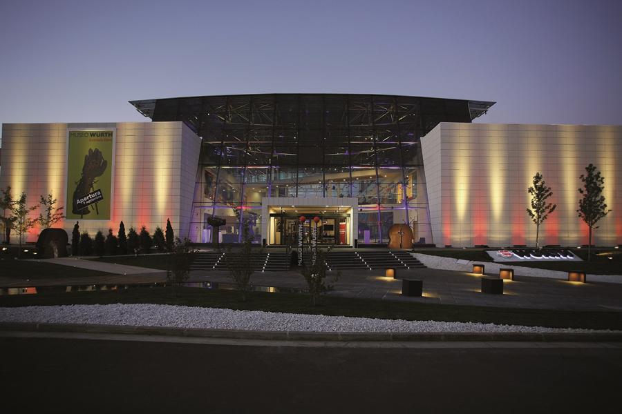 Museo Würth La Rioja. © Andi_Schmid.