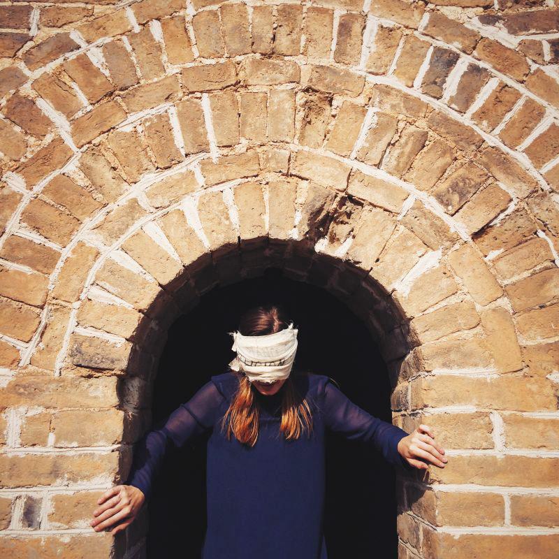 María Peña, serie Great Walls.