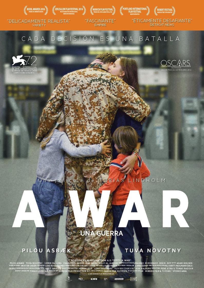 A war Una guerra