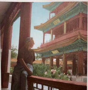 Arconada en la Ciudad Sagrada de Pekín. 1957 - copia (2)