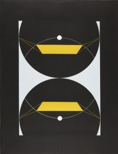 Gustavo Torner. 'Batalla' (de la carpeta 'Equivalencias'), 1969.