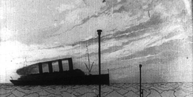 Ciclo de cine 'La cámara del dibujante: el cine y el impulso gráfico'.