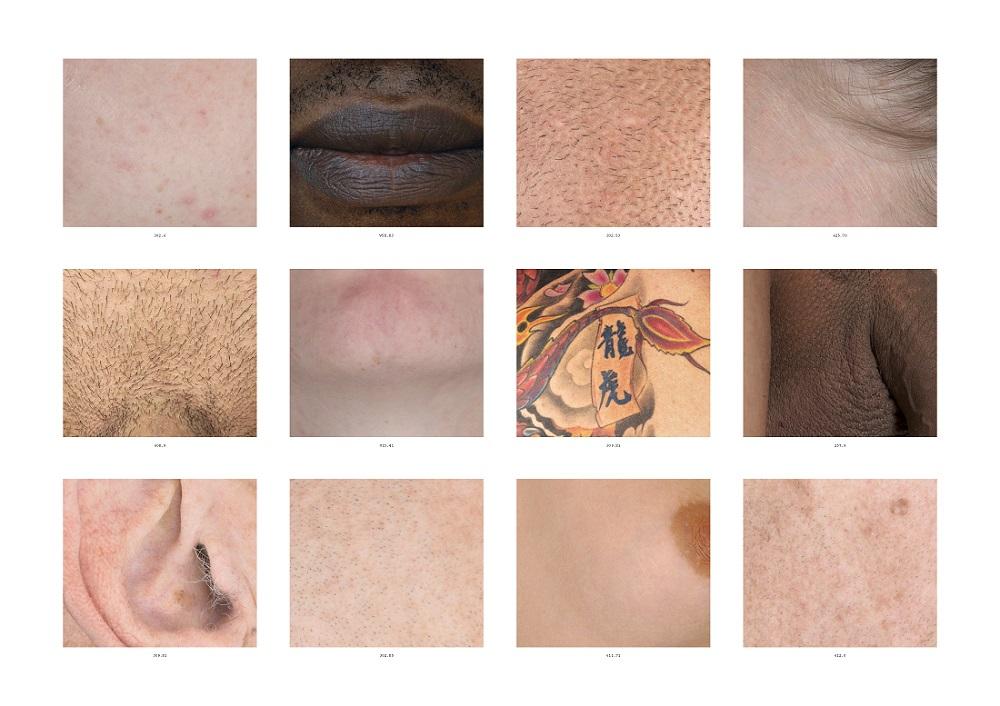 Daniel García Andújar. Trastorno de identidad. Hackeando el cuerpo de los trabajadores. Atlas 01. Pieza 14, 2016. Cortesía de la Galería Casa sin fin.