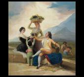 Francisco de Goya. La vendimia o El Otoño, 1786. © Museo del Prado. Madrid.