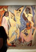 Exposición Picasso/Lautrec. Museo Nacional Thyssen-Bornemisza, Madrid. Foto: Luis Martín.