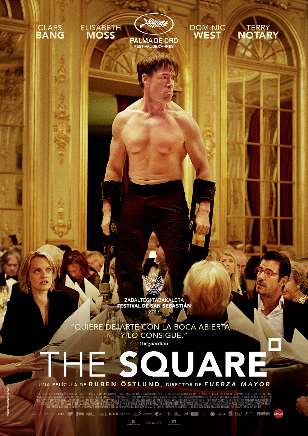 The Square poster 1