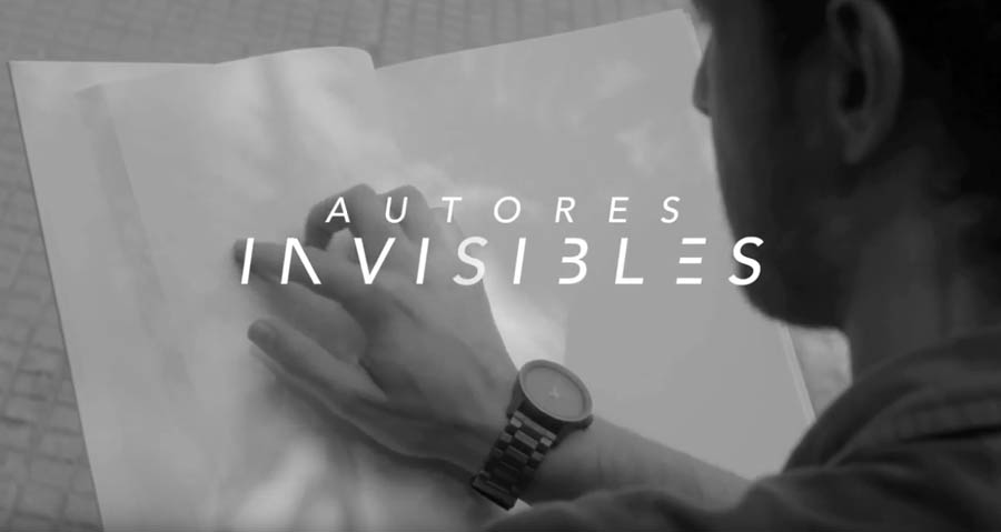 autores invisibles