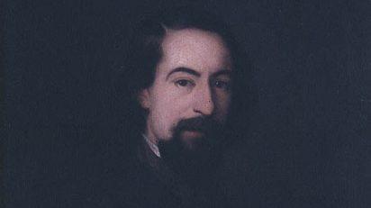 José Zorrilla y Moral por Antonio María Esquivel (1842).