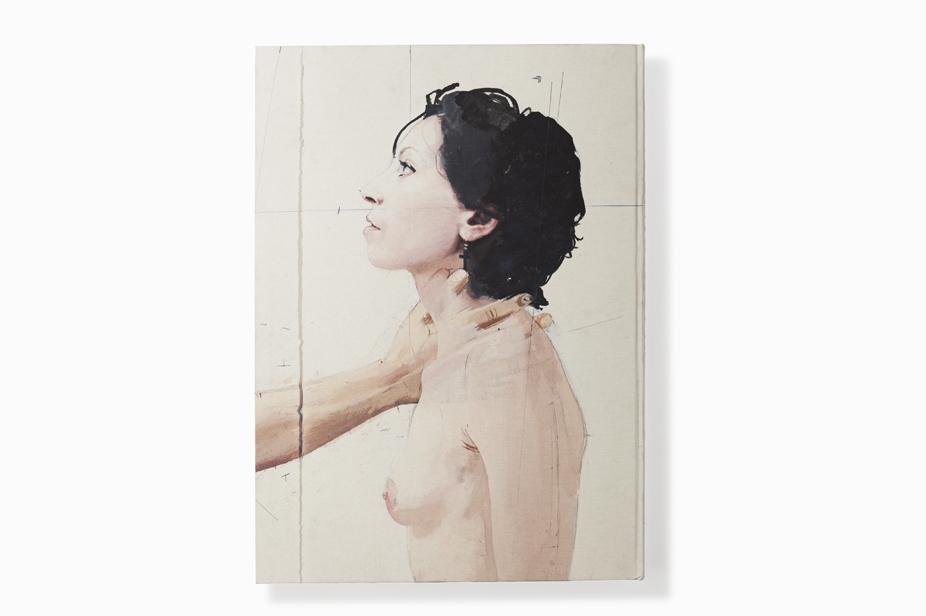 'Cuerpos y flores', el primer libro de artista de Antonio López.