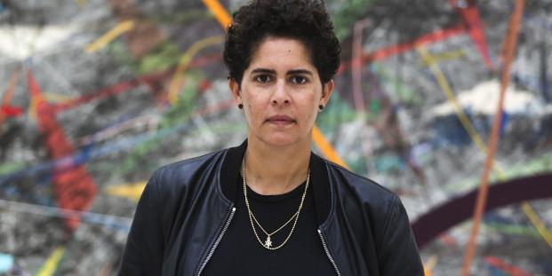 Julie Mehretu. Fundación Botín. Autora: Belén de Benito.