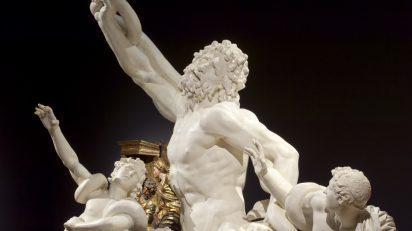 Hijo del Laocoonte. Alonso Berruguete y la Antigüedad pagana.