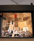 Exposición Basta y sobra, de William Kentridge. Museo Nacional Centro de Arte Reina Sofía. Foto: Luis Martín.