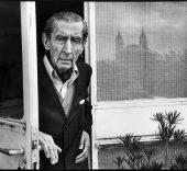 Jesse A. Fernández, José Bergamín, Madrid, 1979. © Jesse A. Fernández.