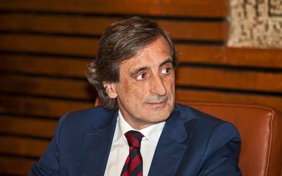 Julio Martinez Mesanza. Foto: Colegio Mayor Moncloa.