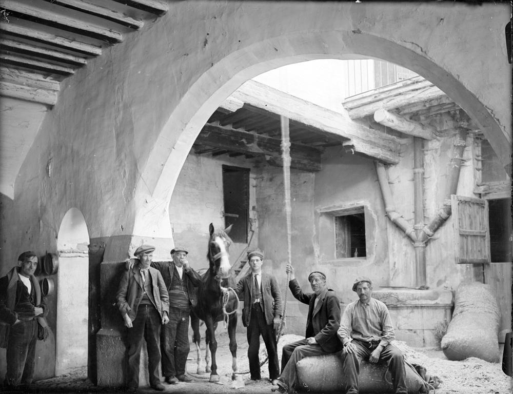 Aragón: alma y paisaje. Otto Wunderlich (1918-1930)