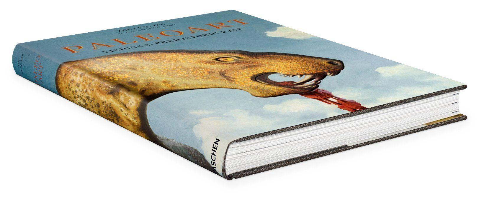 Paleoarte. Visiones del pasado prehistórico.