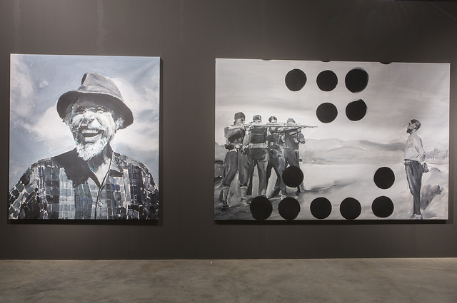 Museografía Francesc Torres _ Santiago Ydáñez. Foto: Marta Becerra.