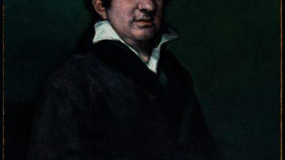 Goya. Retrato de Moratín. Museo de Bellas Artes de Bilbao.