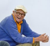 David Hockney, Los Angeles, 9 de marzo de 2016. © David Hockney. Crédito de la foto: Jean-Pierre Goncavles de Lima.