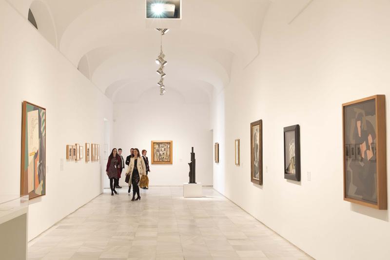 Cubismo(s) y experiencias de la modernidad. ©Luis Domingo.