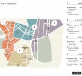 Mapa Parkour