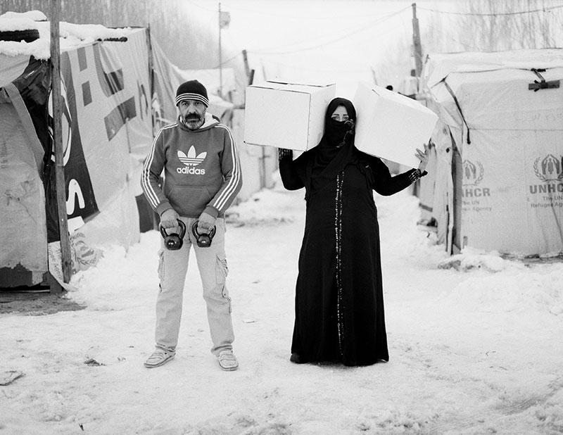 Omar Imam. Live, Love, Refugee.