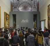 Presentación de la exposición 'Murillo y los Capuchinos de Sevilla'. ©Óscar Romero.