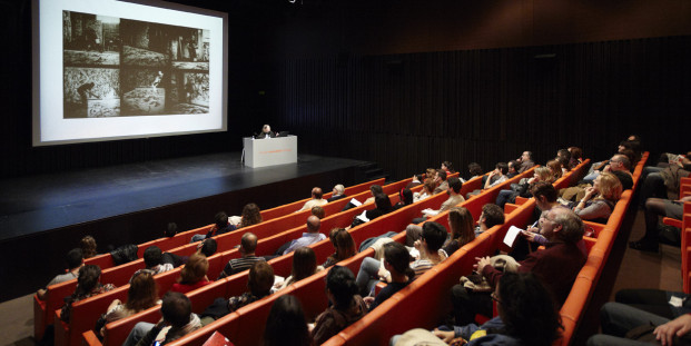 Auditorio Museo Picasso Málaga.