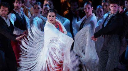 Sorolla. Ballet Nacional de España. Fotografía: @Javier del Real / Teatro Real.