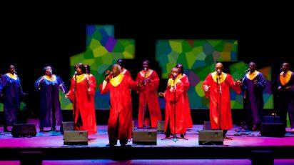 Spirit of New Orleans Gospel Project.