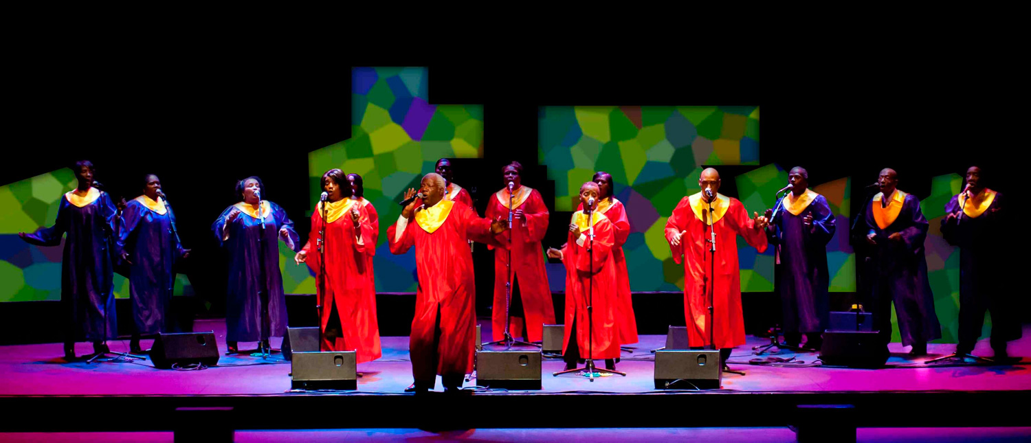 Spirit of New Orleans Gospel Project.