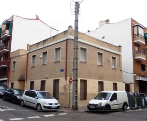 La comunidad de madrid cede un edificio para entidades for Edificio de la comunidad de madrid