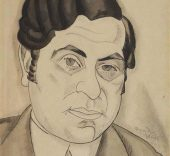 Daniel Vázquez Díaz. 'Ramón Gómez de la Serna'. 1923.