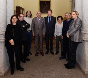 Jurado del Premio Velázquez 2017.
