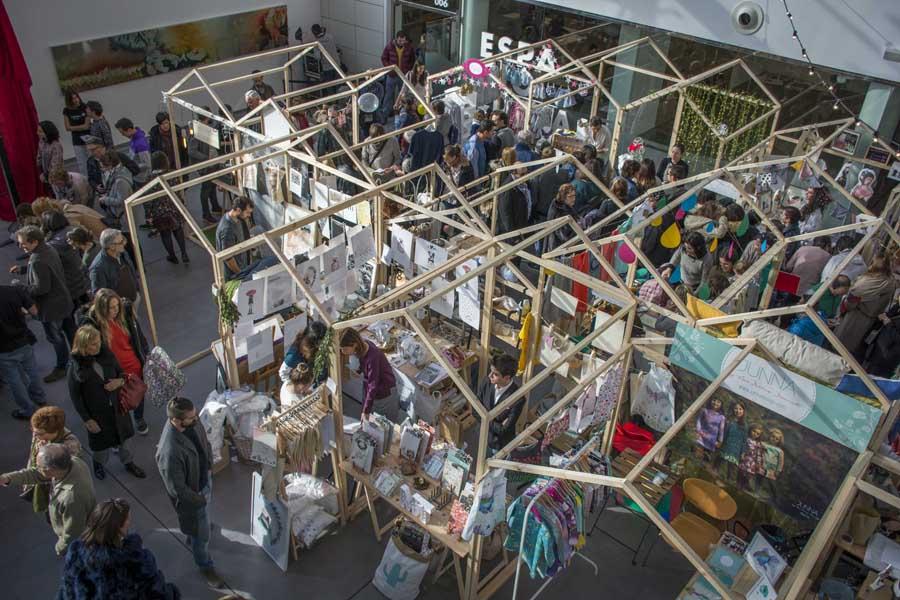 Open Mercado en el Museo Würth La Rioja. ©Laura Peña.