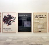 Ignasi Aballí | Desapariciones, 2002 | IVAM Institut Valencià d'Art Modern, Generalitat. Depósito Cal Cego. Colección de Arte Contemporáneo.