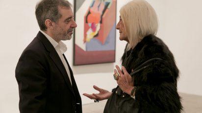 Exposición 'Cuestiones personales' de la Colección de Soledad Lorenzo. Foto ©Luis Domingo.