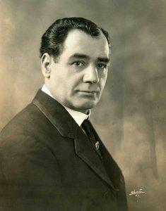 Retrato Marcelino Orbés 1925
