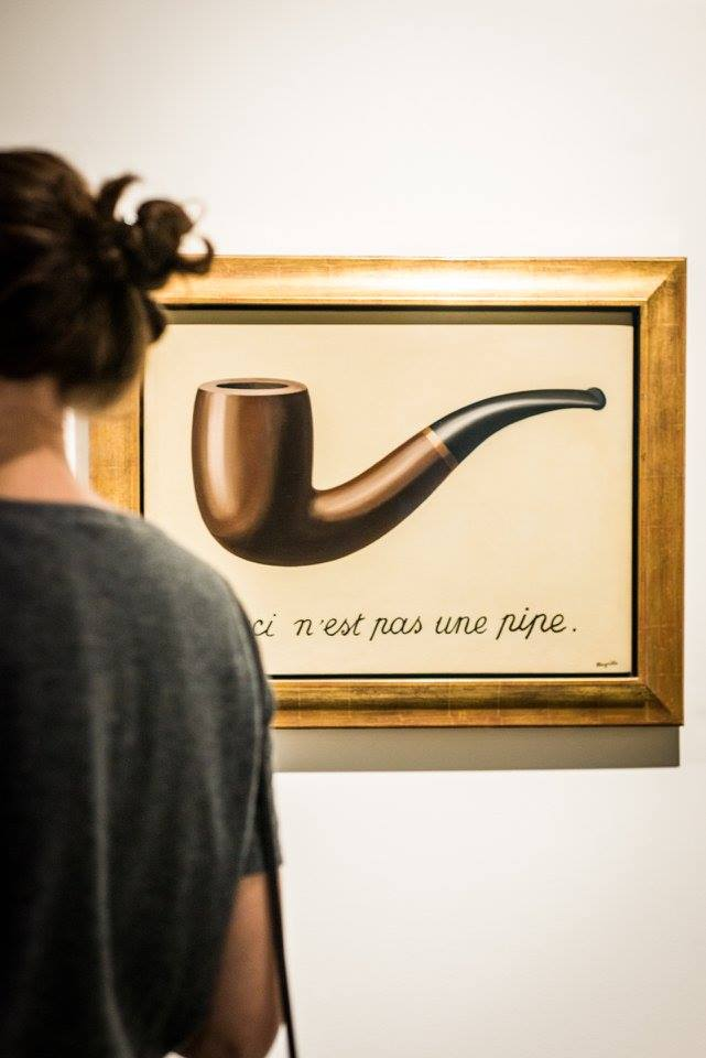 Magritte, Broodthaers & Contemporary Art.