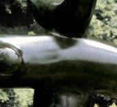 Joan Miró. Oiseau solaire, 1966. 120 x 180 x 102 cm. Bronce. Successió Miró. Depositada en la Fundació Pilar i Joan Miró a Mallorca.