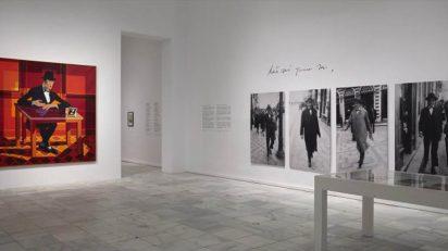 'PESSOA. Todo arte es una forma de literatura'. Foto: Joaquín Cortés / Román Lores.
